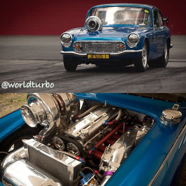 Honda S600 Coupe - 2JZ - 88mm Turbo