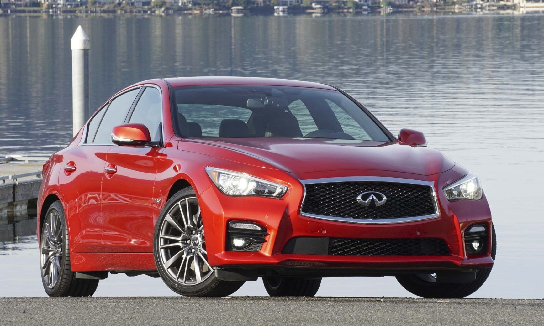 2020 Infiniti Q50 Review Price Engine Release Date Changes Photos Drone