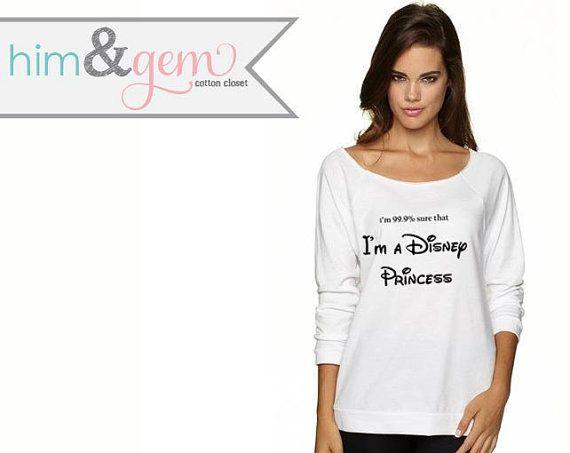 Disney Princess Girls Woke Up Long Sleeve Top