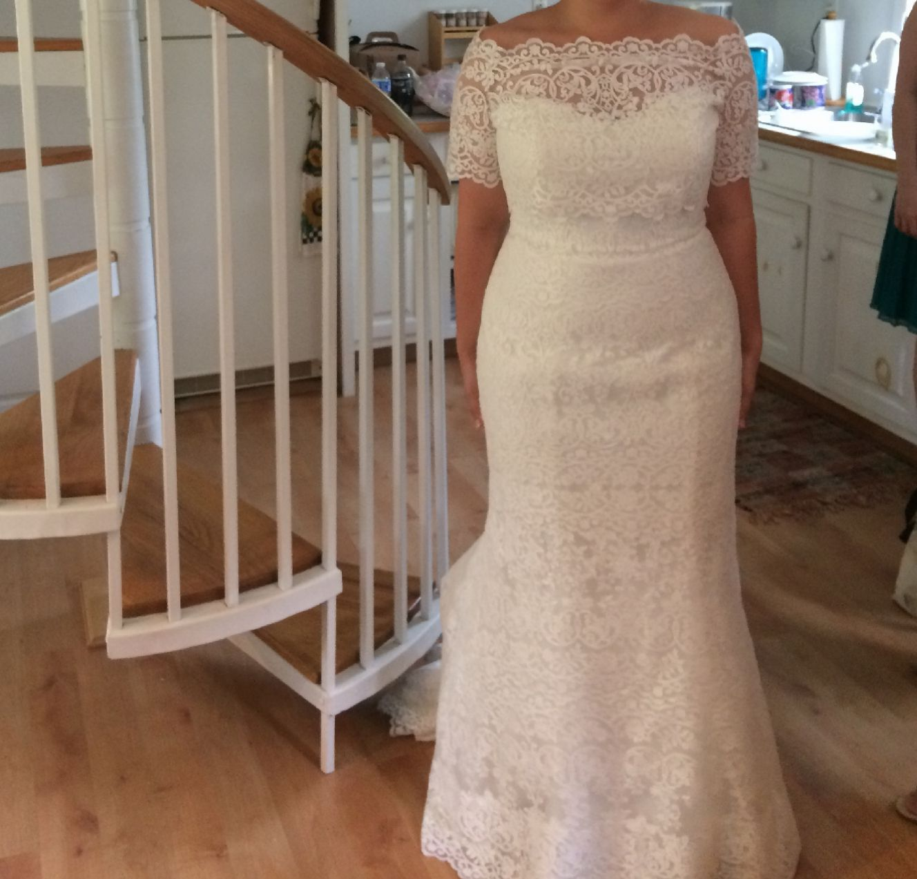 Affordable Custom Plus Size Wedding Gowns From The USA