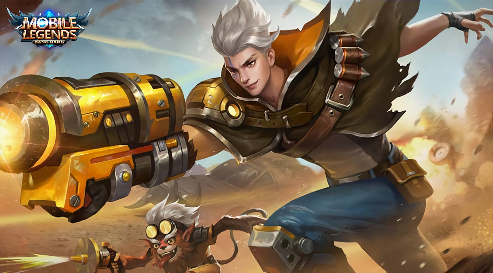 panduan hero mobile legends: claude | mobile legend