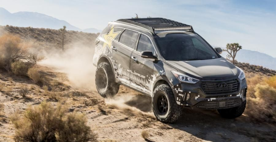 """Hyundai showed """"live"""" photos and videos of extreme 2019"""