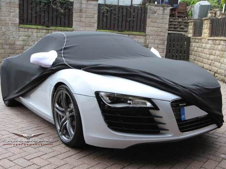 Audi R8 Car Cover Luxury Custom Tailored Indoor Car Cover For