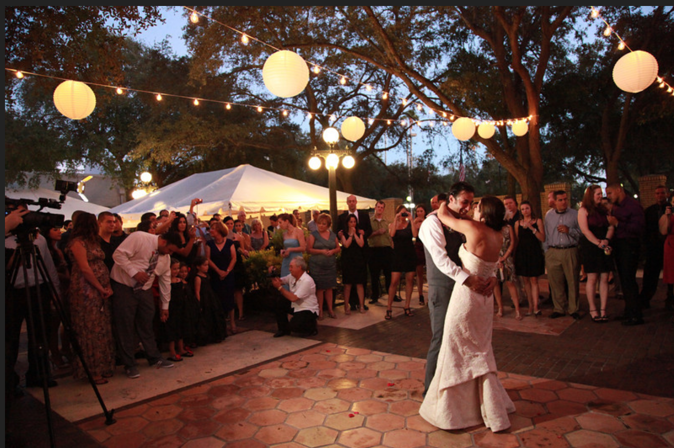 Ybor City Museum State Park Is Unique Outdoor Wedding Or Corporate Event E In Tampa