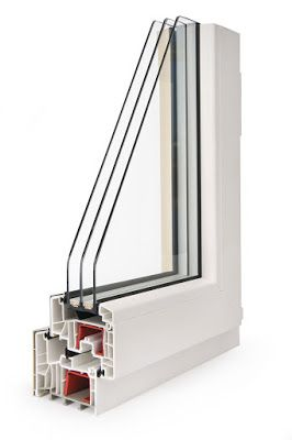 Ready Made Upvc Windows Low Price Upvc Windows Tilt And Turn Windows Upvc