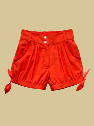 Bloomer Shorts, $26