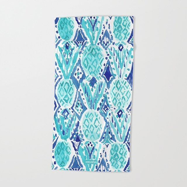 So excited about the new beach towels!! Beach, please.