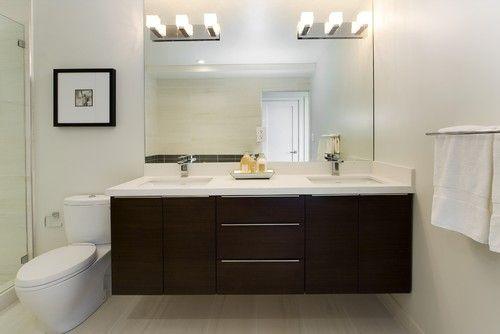 Houzz  Bathroom  Loft Style Thoughts  Pinterest  Contemporary Stunning Designer Bathroom Cabinet Design Ideas