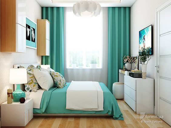 Como decorar una habitaci n peque a smile pinterest decorar habitacion peque a - Habitaciones pequenas decoracion ...