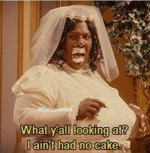Eddie Murphy Wedding Cake