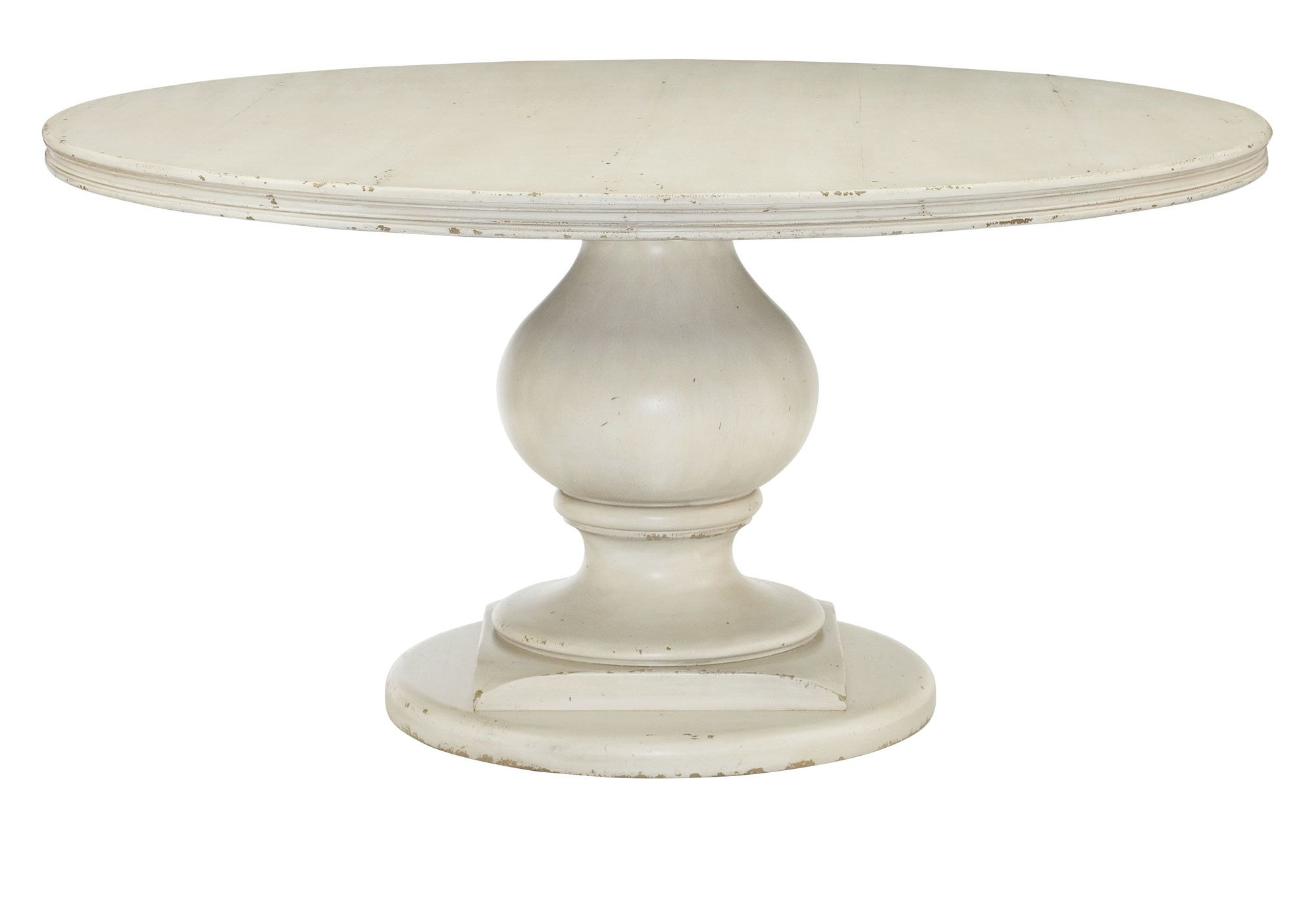 Good Round Dining Table Top And Pedestal Dining Table Base | Bernhardt
