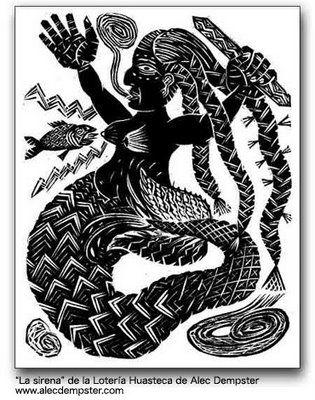 La sirena/ petenera