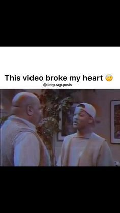Sad things that shouldn't happen