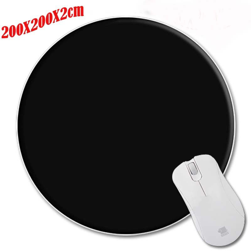 Awesome Classic Movie Black Mouse Pad Customized Rectangle Black Gaming Mousepad