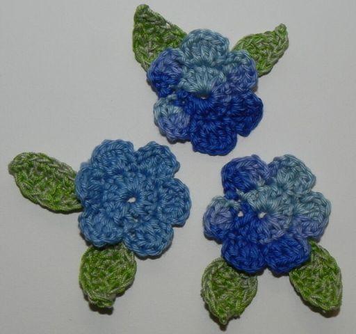 Blume Häkeln Häkeln Pinterest Rose