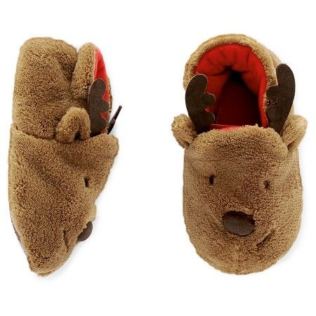 Toddler Reindeer Slipper Cat \u0026amp; Jack