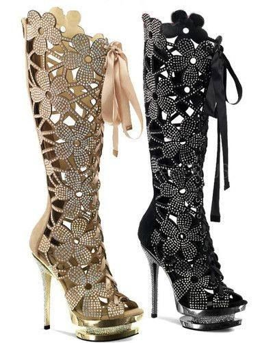 Black or Cream Lace