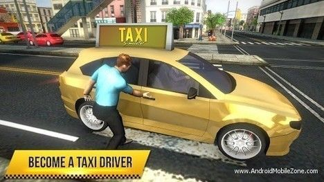 d2f32dabbb4c88 Taxi Simulator 2018 APK v1.0.0 (Mod Money) - Android Game | Modded ...