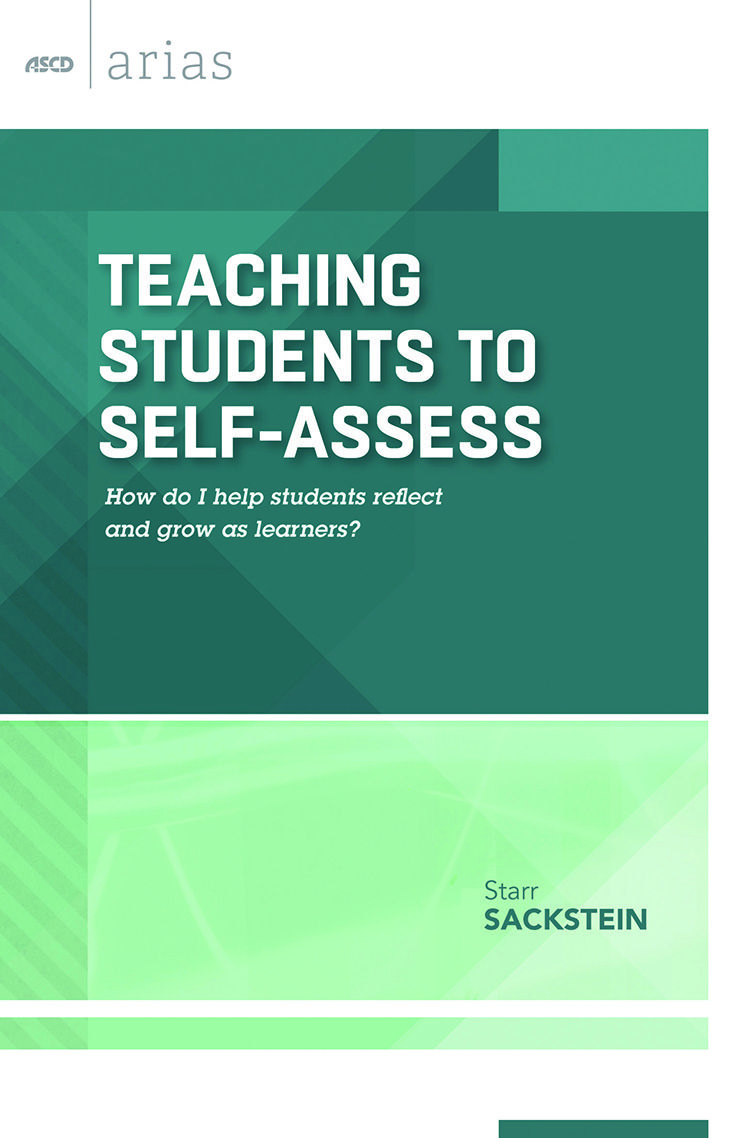 In this essential guide, Starr Sackstein—a National Board Certified  Teacher—explains how teachers can use reflection to help students decipher  their own ...