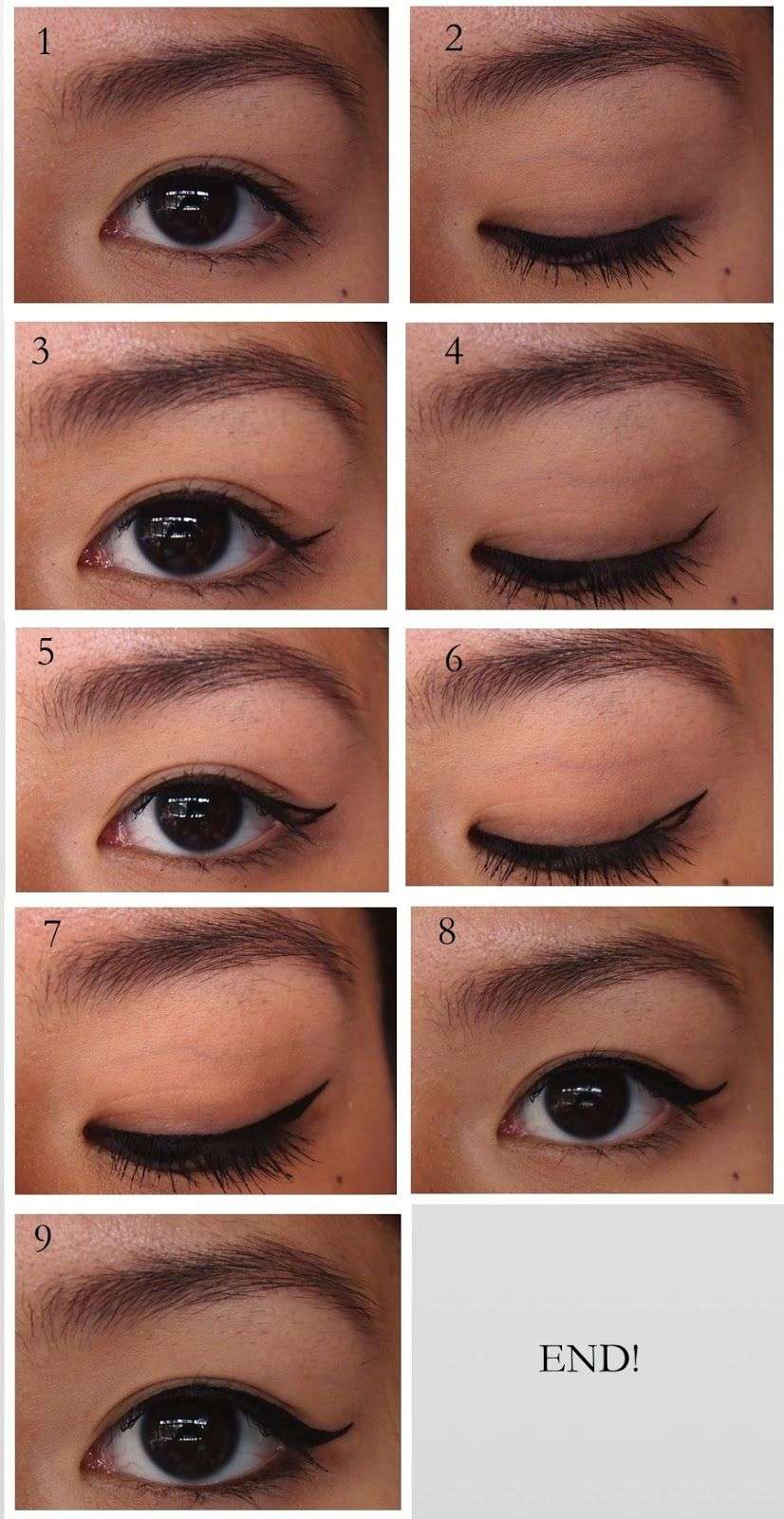 Pencil eyeliner tutorial asian dating