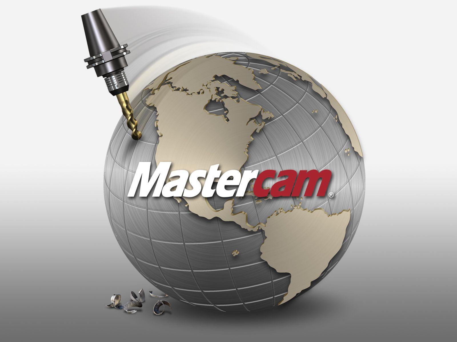 Cam system Mastercam, Code free, Coding