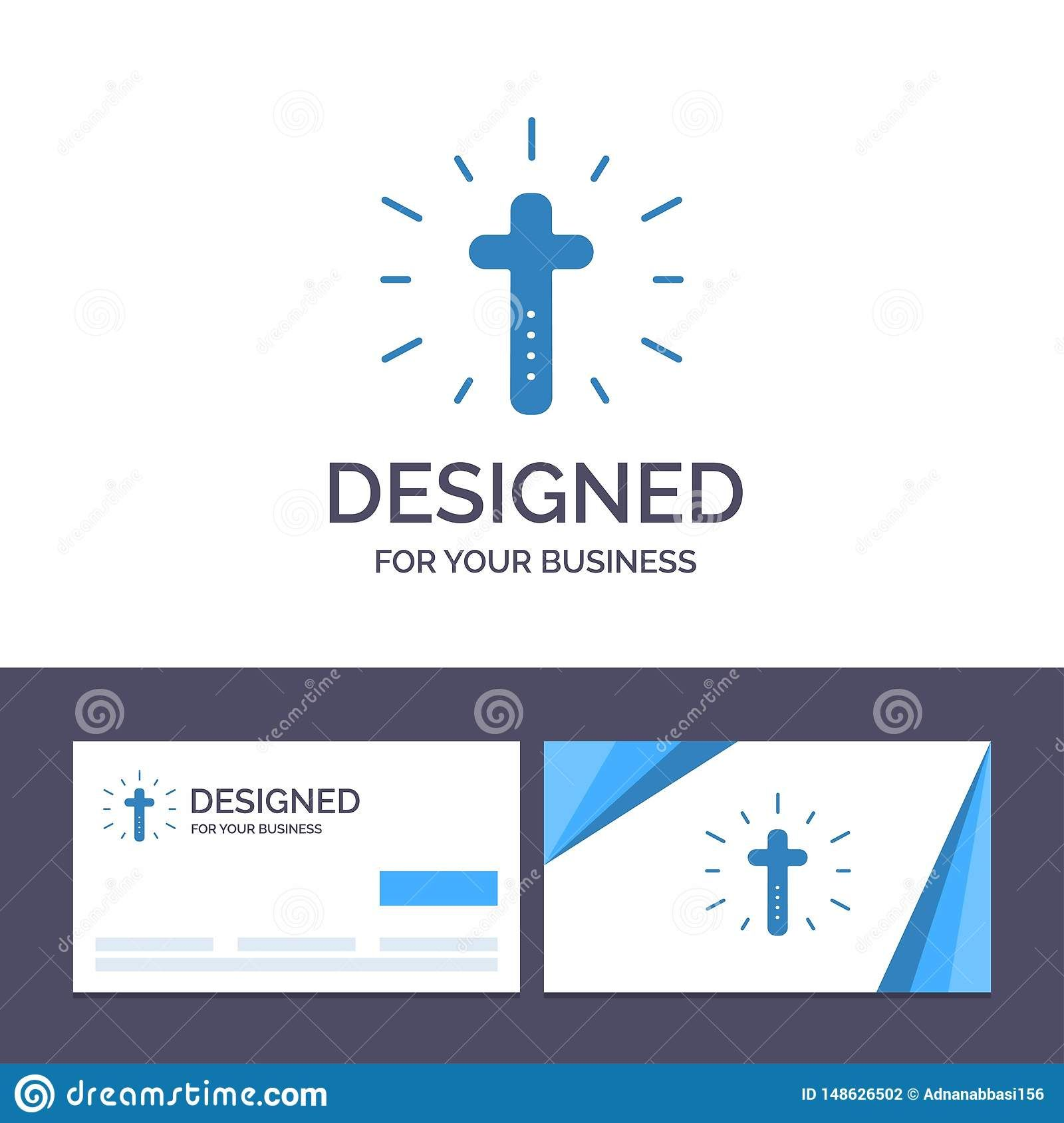 Creative Business Card And Logo Template Celebration In Christian Business Cards Te Free Business Card Templates Business Cards Creative Business Card Template