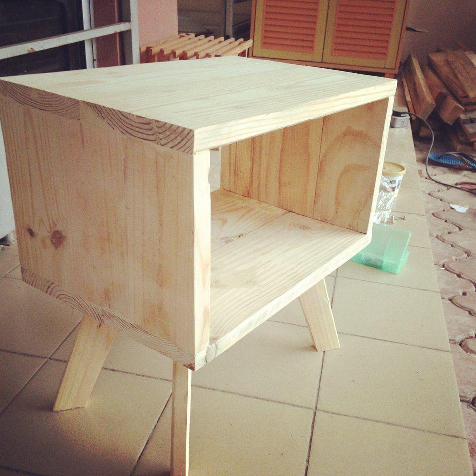 Meuble palette design meuble TV | Meubel | Pinterest | Diy wood ...