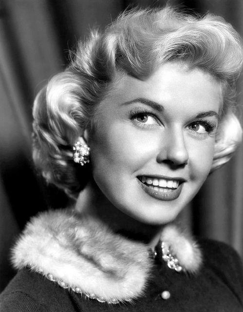 Doris Day Hollywood Hollywood Icons Movie Stars