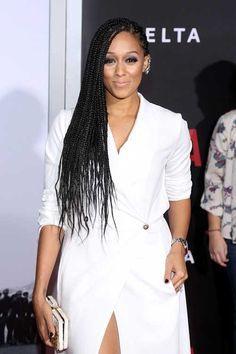 15+ Micro Braids Styles … | Micro braids styles, Long hair styles, Braid styles