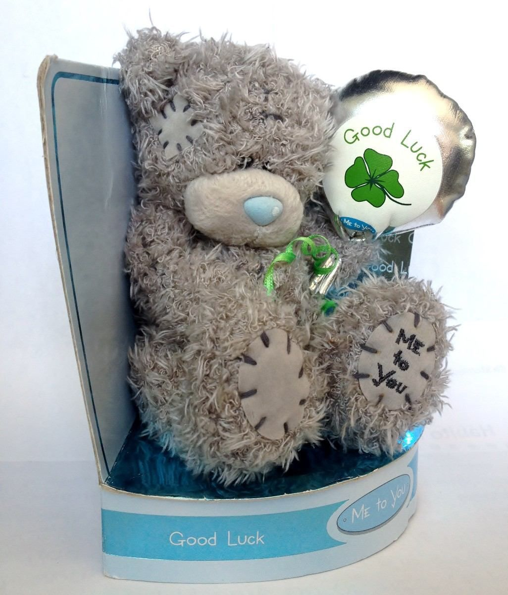 Tatty Teddy Wish You St.Patrick Day Good Luck Graphic