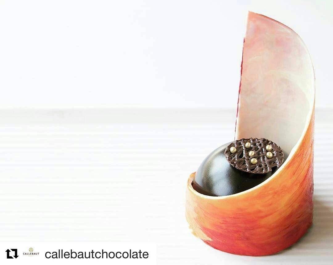 #Repost @callebautchocolate with @repostapp @bakelikeapro  #bakelikeapro  #bakelikeaproyoutube someone who'd  this Orange and Dark Chocolate Bombe!  @dough.ho #repost #callebaut #chocolate #darkchocolate #orange #edibleart #chocolatier #foodphotography #foodporn #instafood #instagood #pastrylife #pastrytalk #pastrychef #dessertoftheday #chocolateswirl #chefstalk #chefsofinstagram