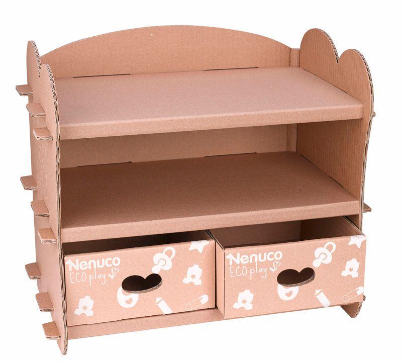 Juguetes de carton mueble muneco cardboard toys toys juguetes de cart n muebles de cart n y - Imagenes de muebles de carton ...