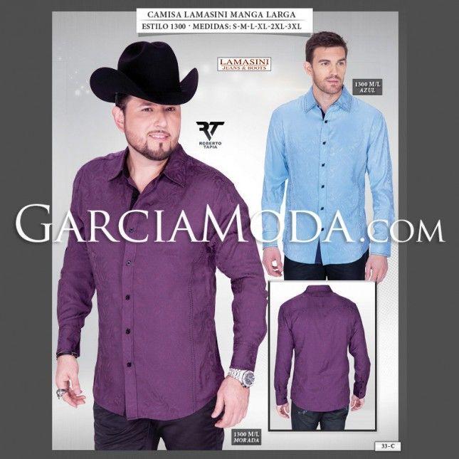 Estilo Vaquero Mexicano Hombre