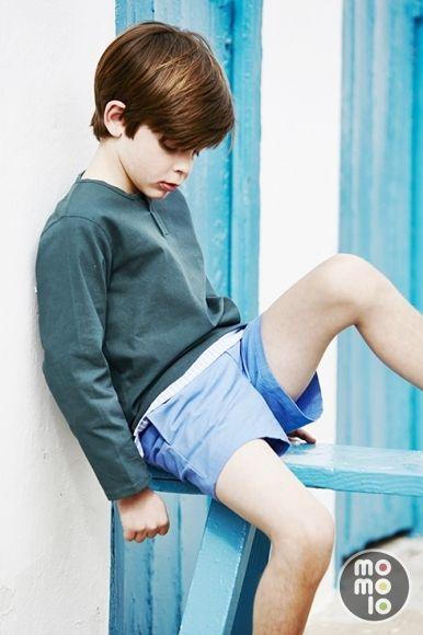 Ropa para niños: Camisetas, Pantalones cortos / Sh