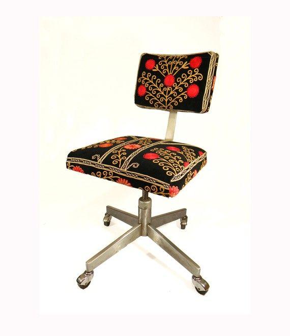 Suzani Office Chair