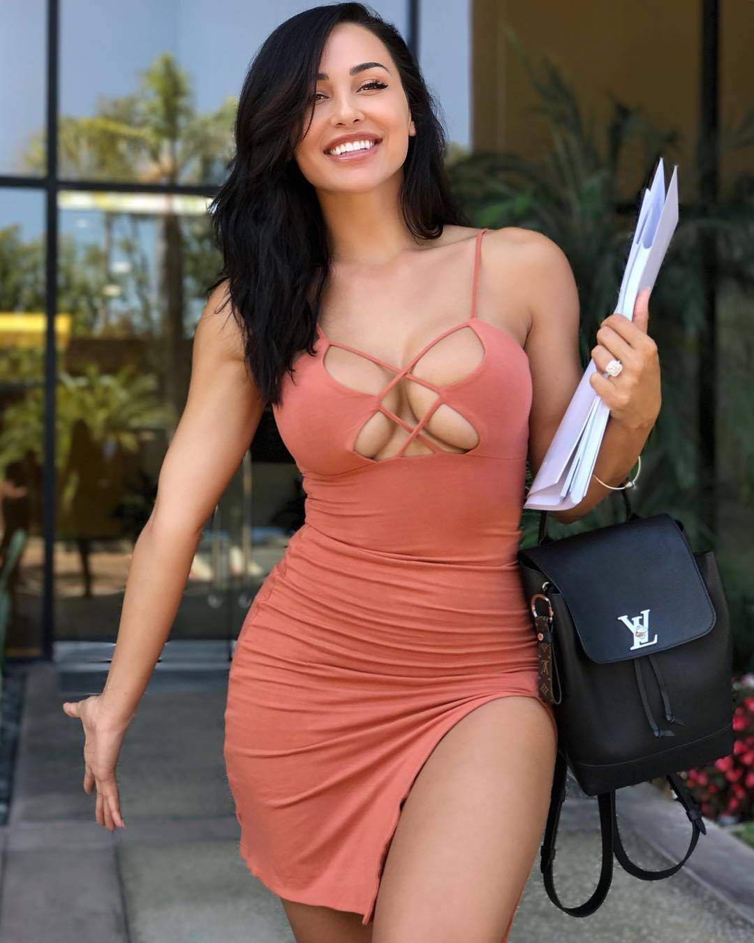 Celebrity Ana Cheri nudes (81 images), Cleavage