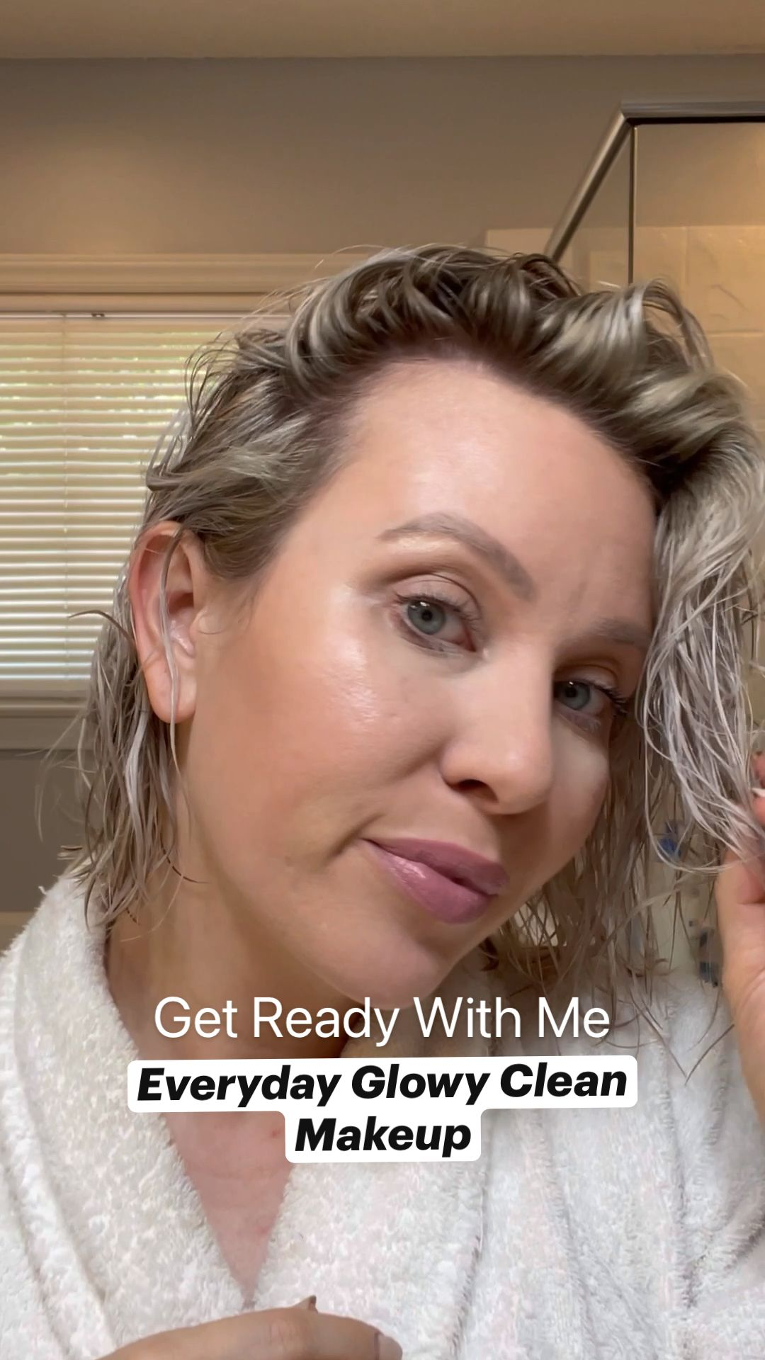 Get Ready With Me : Natural Makeup – Clean Beauty Glow