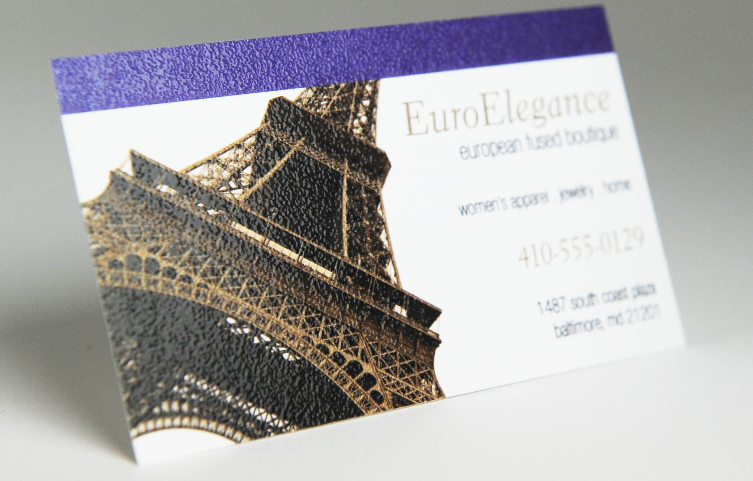 Thermography Business Cards Thermography Printing Thermography Print Design