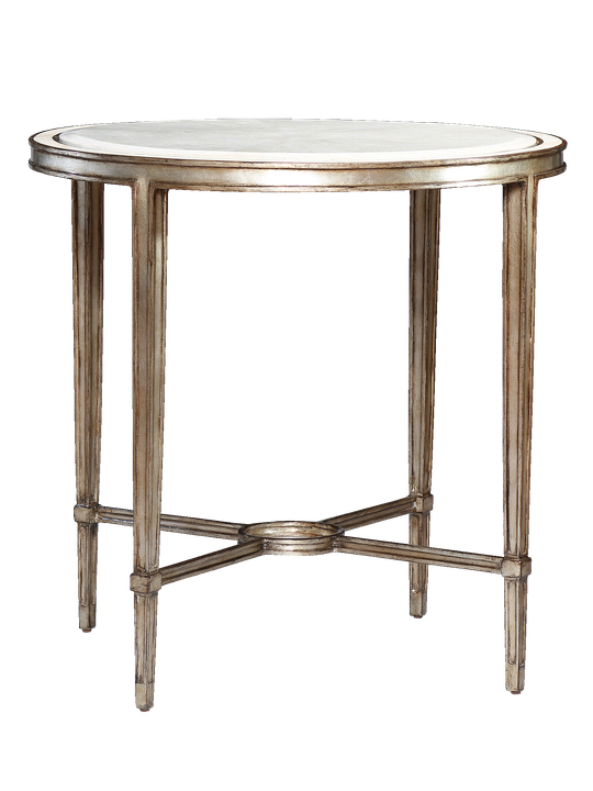Redondo Round End Table Marge Carson End Tables Table Marge