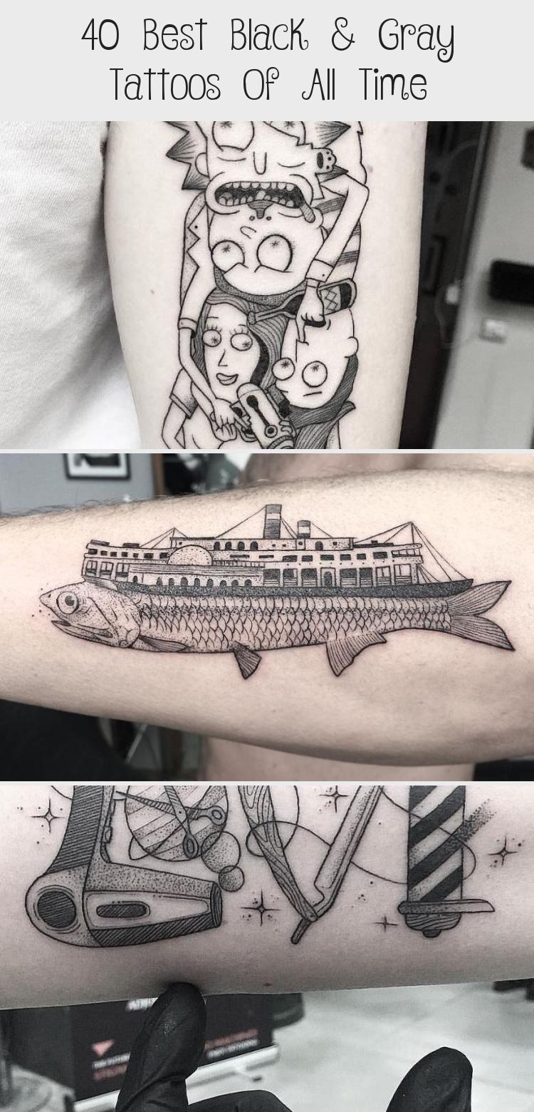 best black and grey tattoo artists