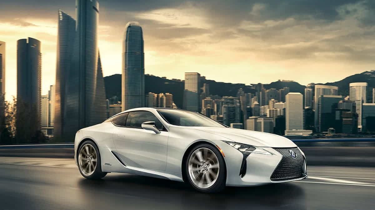 10 Speed Direct Shift Automatic Transmission Naturally Aspirated 5 0 Liter V8 Engine First Ever Lexus Multistage Lexus Lexus Lc Lexus Lexus Cars