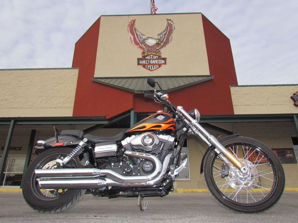 2012 HarleyDavidson Touring DYNA WIDE GLIDE (With images