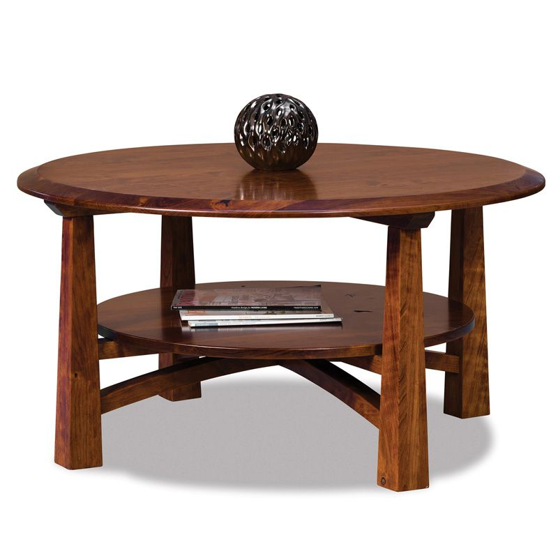 Artesa Round Coffee Table Shipshewana Furniture Co Podstavki I