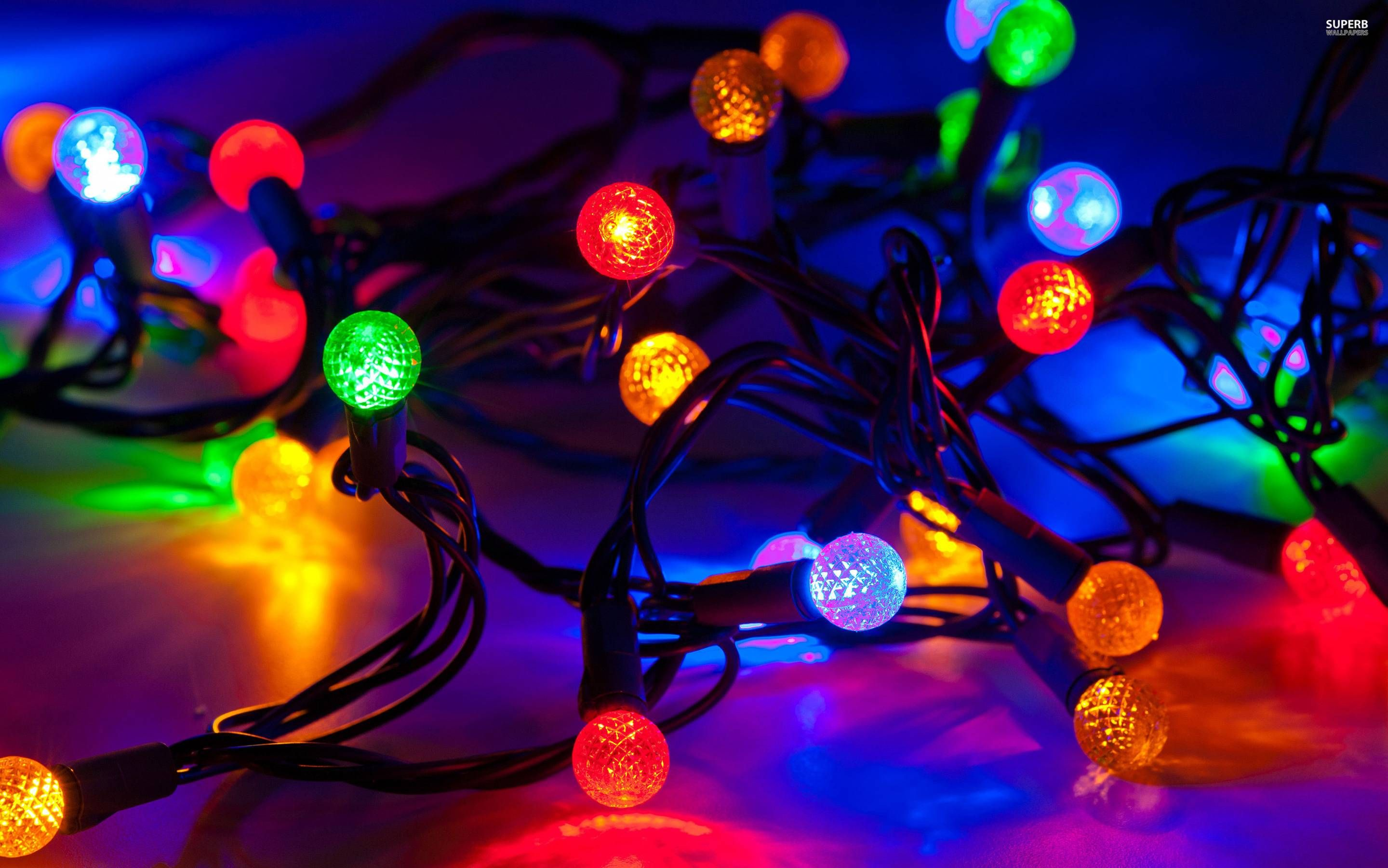christmas lights wallpapers - wallpaper cave | adorable wallpapers