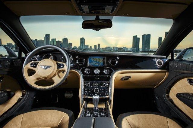 2016 Bentley Mulsanne Maserati Bugatti Lamborghini Ferrari Best Car Interior