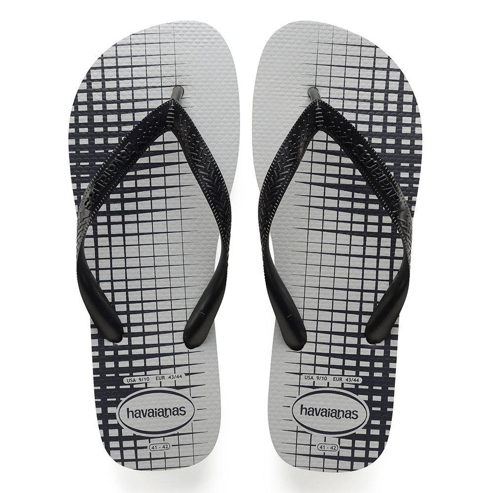 couleurs et frappant super qualité guetter Havaianas Top Basic Ice Grey | safrer | Sandales, Chaussures ...