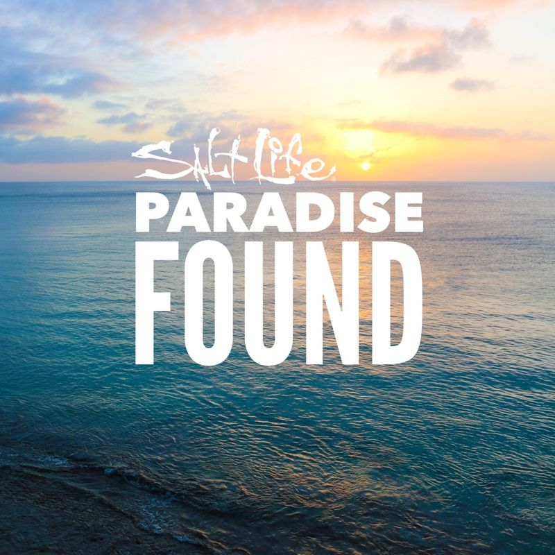 Paradise Found // Salt Life in 2019 | Paradise quotes, Beach ...