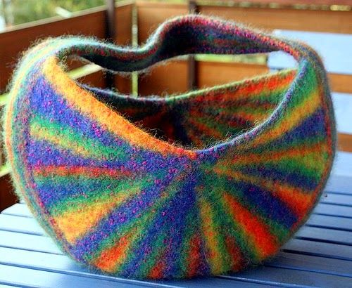 Knitted Baskets You Can Safely Put All Your Eggs In | Knitting ...