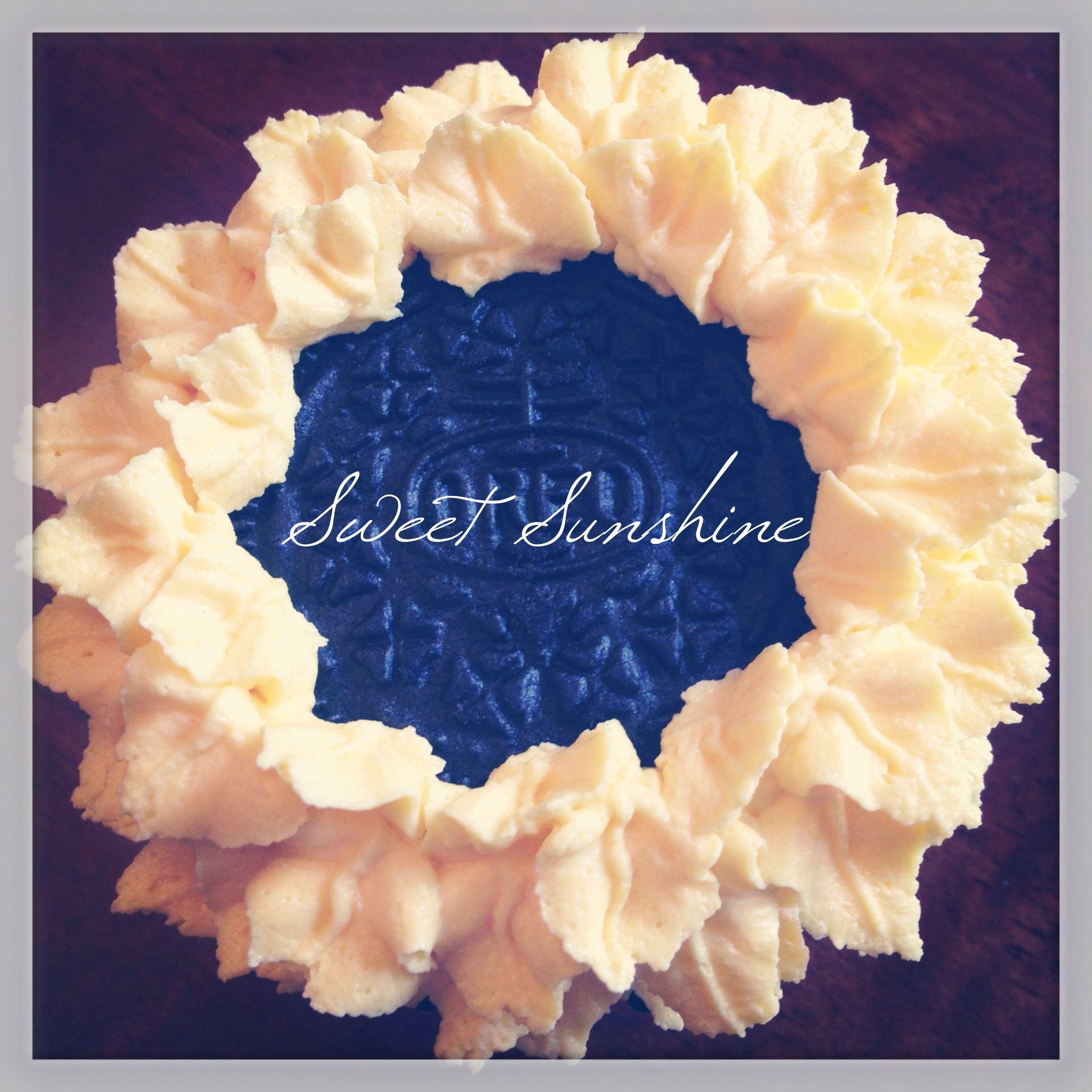 Sunflower Cupcakes!! Kakes by Kristi