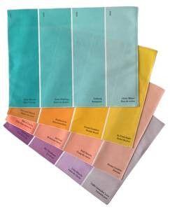 Paintchip Placemats (Set of 4)